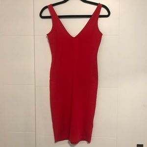 Red Forever 21 mini dress